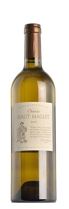 Château Haut Mallet, Blanc/Ausgetrunken!