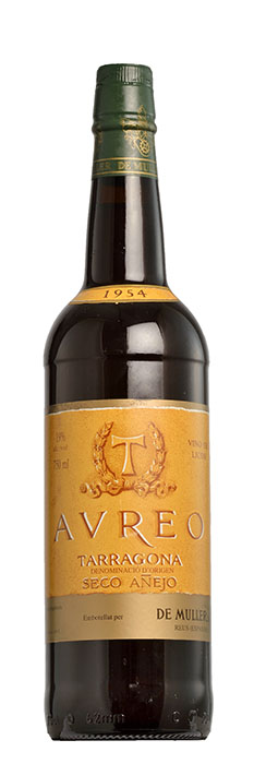 Aureo Seco Blanco, Solera 1954, Vino de Licor