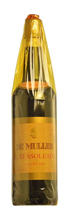 Rubi Asoleado, Solero 1904, Vino de Licor