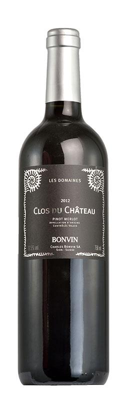 Clos du Château, Pinot, Merlot