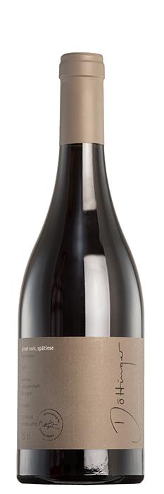 Pinot Noir Spätlese, Amore mio